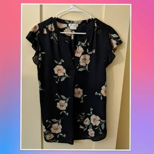 Van Heusen blouse medium